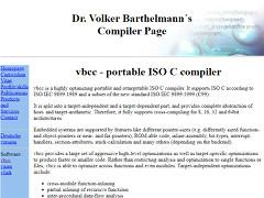vbcc 6502