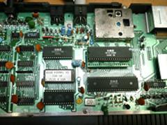C16 & Plus 4 - 8501 to 6510 CPU conversion