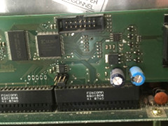 Amiga 2000 Flickerfixer / Scandoubler