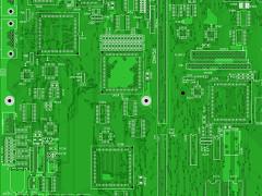 Amiga 4000 motherboard