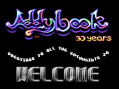 30-jähriges Jubiläum von Addybook