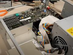 Adrian Black - A4000 Reparatur & Recap