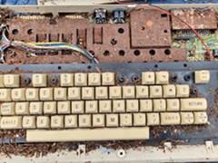 Adrian Black - C64 naprawa