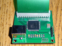 A600/1200 USB keyboard