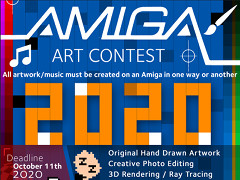 Amiga Art Contest 2020