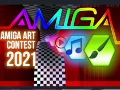 Amiga Art Contest 2021