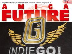 Amiga Future #119 - Online