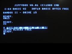 Amiga Love - JiffyDOS