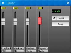Amiga mixer v1.42
