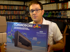 Angry Video Game Nerd - C64