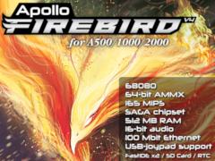 Apollo FireBird / IceDrake