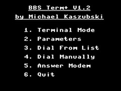 BBS Term+ - Plus/4