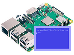 BMC64 v3.5 - Raspberry Pi