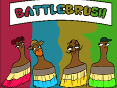 Battlebrush - Amiga
