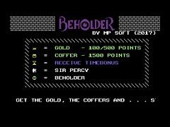 Beholder - C64