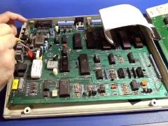 Bil Herd - Commodore LCD