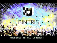 Bintris - C64