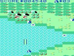 Blaster game - VIC20