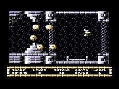 Blastopia DX - C64