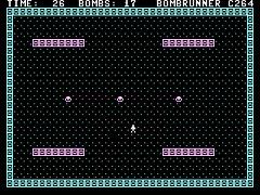 Bombrunner - Plus/4