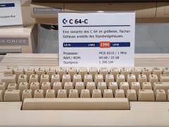 Commodore exhibition Braunschweig