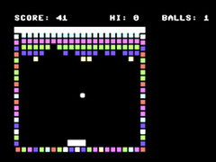 Break-Out 20 - C64