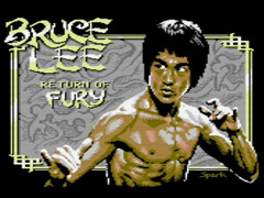 Bruce Lee - Return Of Fury - C64