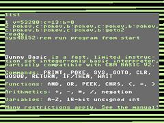 Bunny Basic - Basic V2