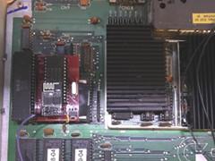 C128 WiFi modem