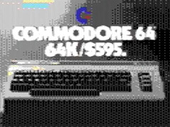 C64 TV commercials on your C64
