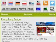 Mobile Nachrichtenseiten