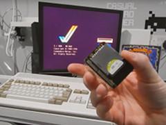 CRG - Ppcje dysku twardego Amiga