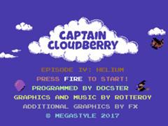 Captain Cloudberry, Helium - C64