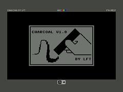 Charcoal v1.0 - C64