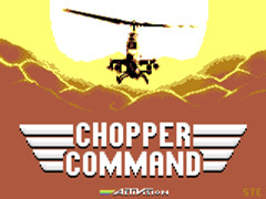 Chopper Command - C64