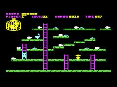 Chuckie Egg! - VIC20