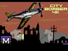City Bomber 4k - C64