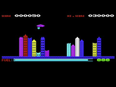 Super City Crusher - VIC20