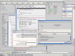 CodeBench v0.55 - Amiga