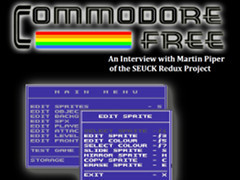 Commodore Free #96