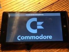 Commodore PET Smartphone