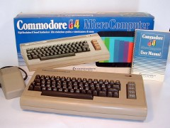 De Commodore 64 is 30