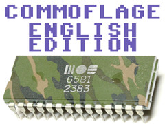 Commoflage - English Edition 01