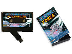 Cosmic Force - C64