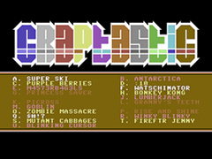 2016 Reset C64 Craptastic Game Competition