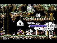Creatures PETSCII - C64