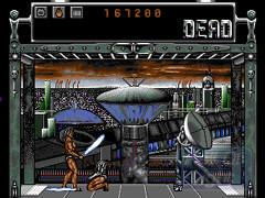 Cybergames - Amiga