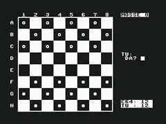 Dama - C64
