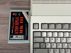 Dan Wood - A500 Action Replay Cartridge III
