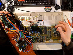 Daniel Renner - C64 modifications